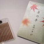 夢の夢(スティックタイプ)秋錦の香 12本入